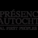 Logo Présence Autochtone 2014