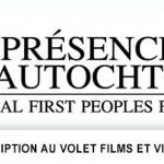 Présence autochtone 2015 - Inscription