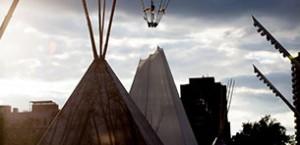Reconfiguration - Mini-colloque sur l'amérindianité à inscrire dans le paysage urbain montréalais